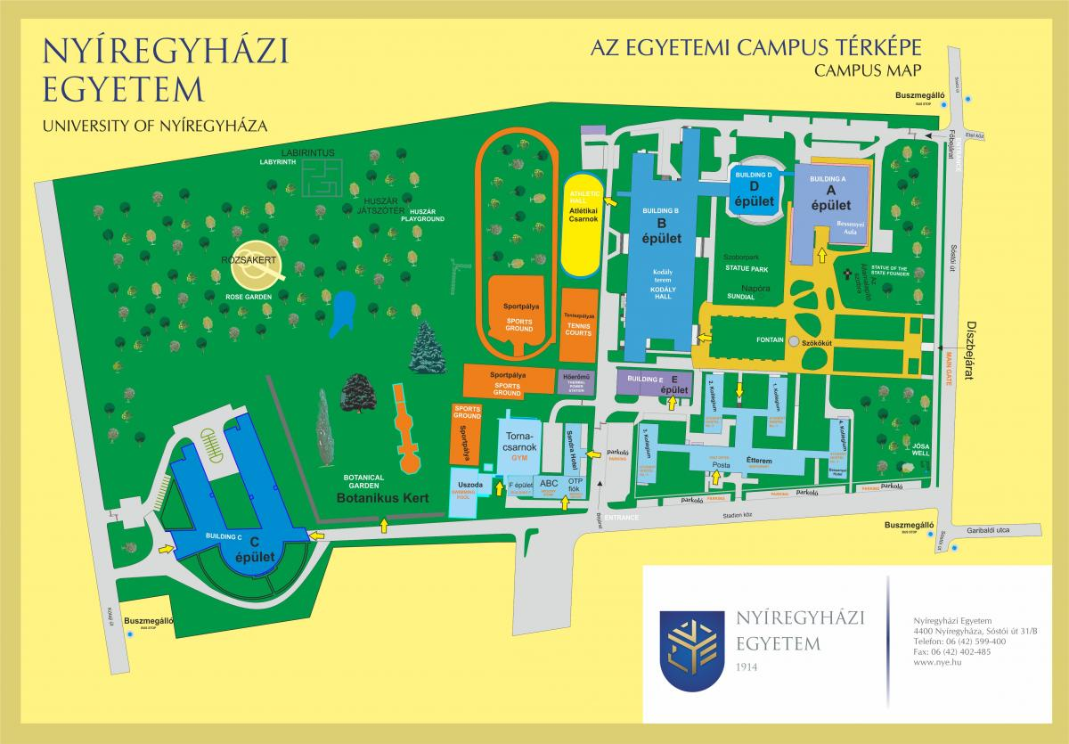 Nyiregyhazi Egyetem